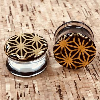 19mm Asanoha Plugs