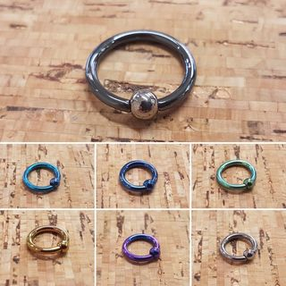 2mm Captive Bead Rings