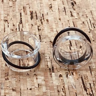 20mm Clear Eyelets