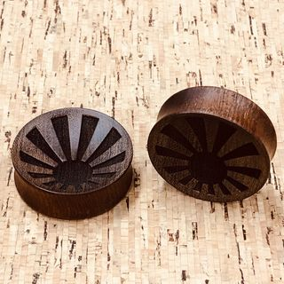 40mm Rising Sun Plugs