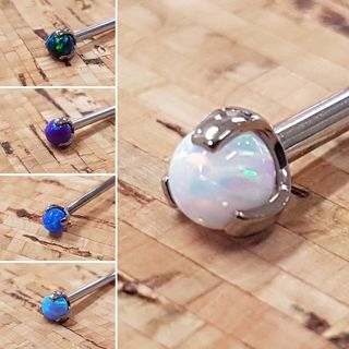 1.2mm Opal Prong End