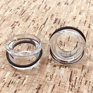 30mm Glass Eyelets