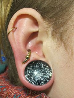 12 gauge lobe/conch orbital