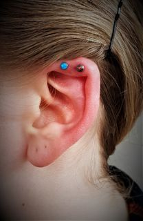 16 gauge double helix
