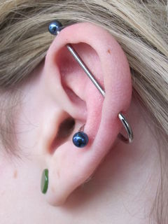 16 gauge industrial to conch