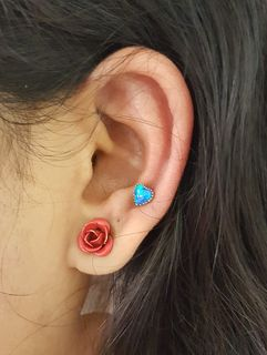 16 gauge upper lobe