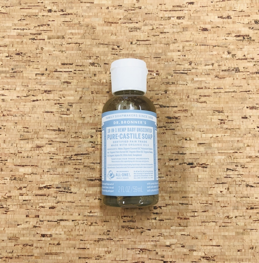 Dr Bronners Baby Soap