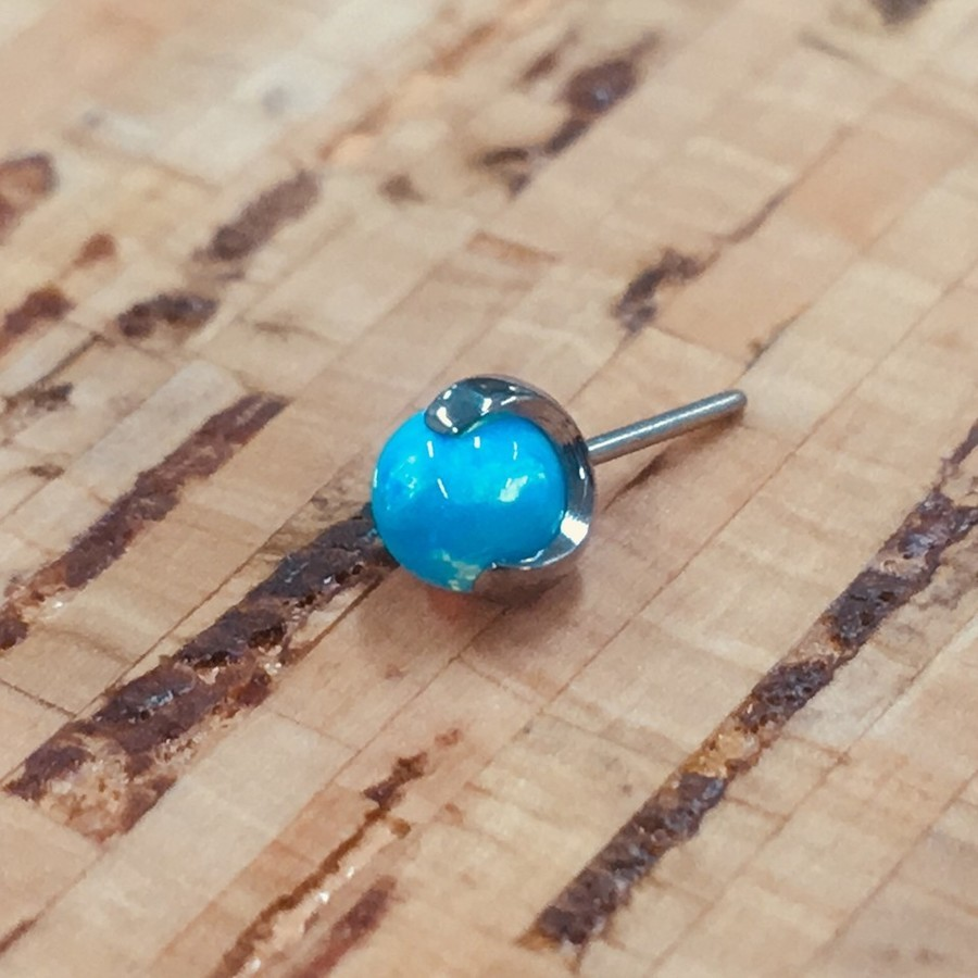 3mm prong gem ball