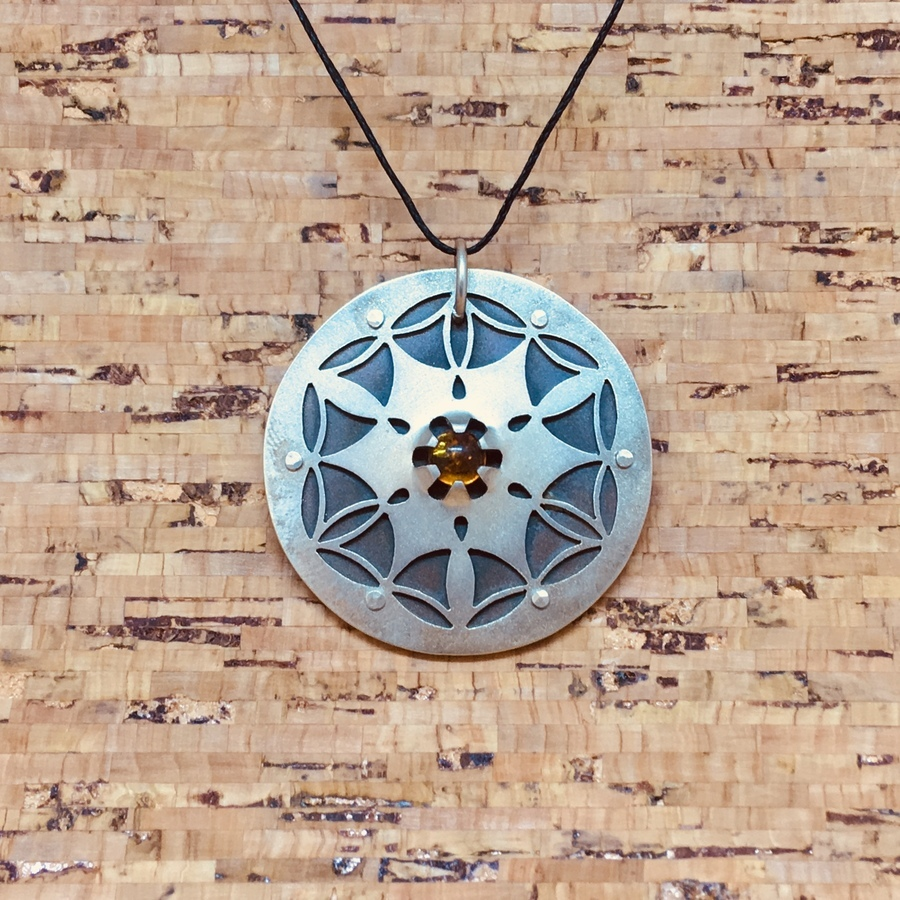 J9 - Flower of Life Pendant