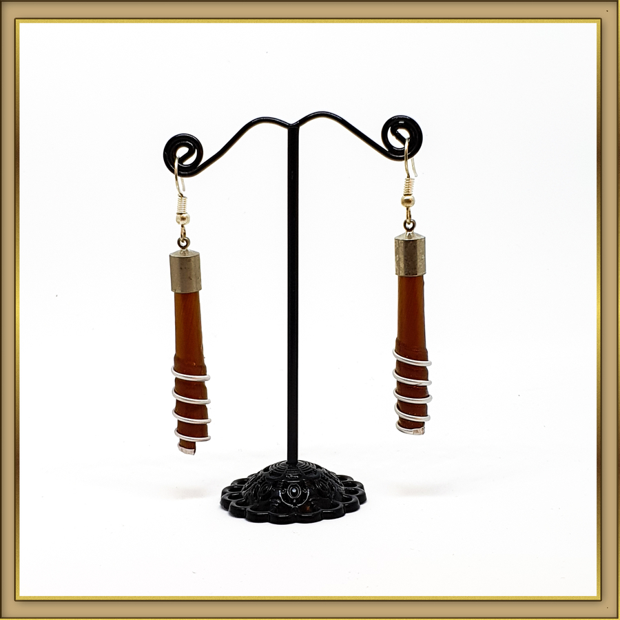 Coffee Pod Earrings