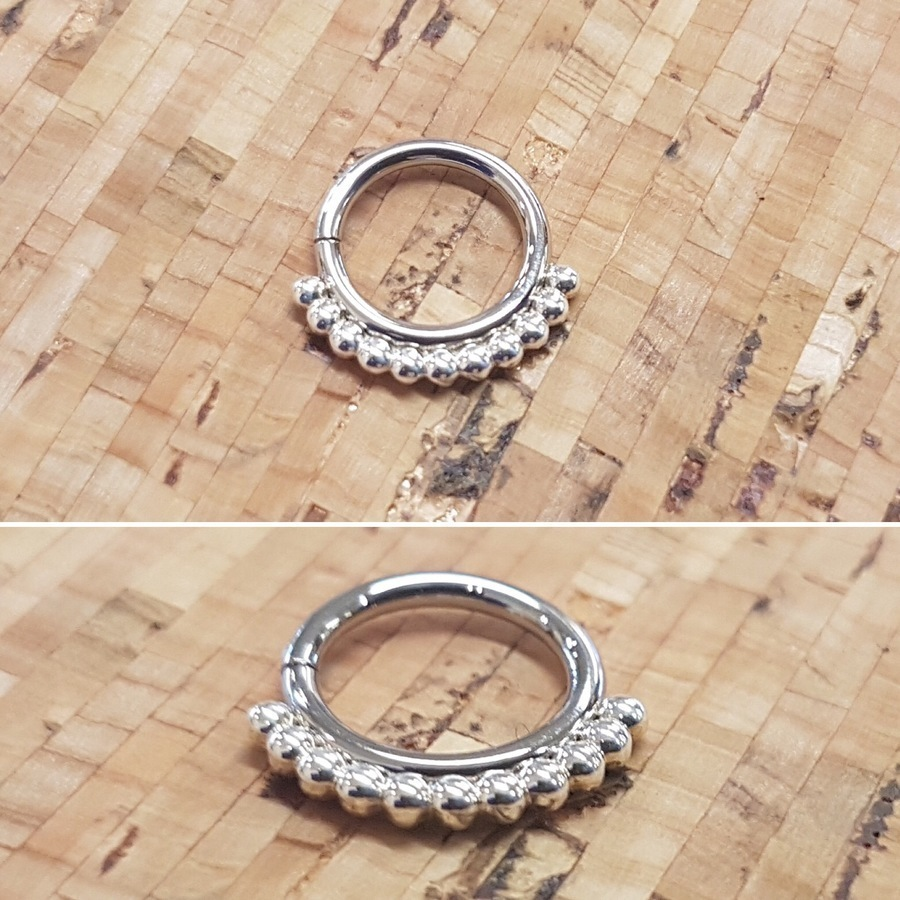 Vaughn Beaded Rings