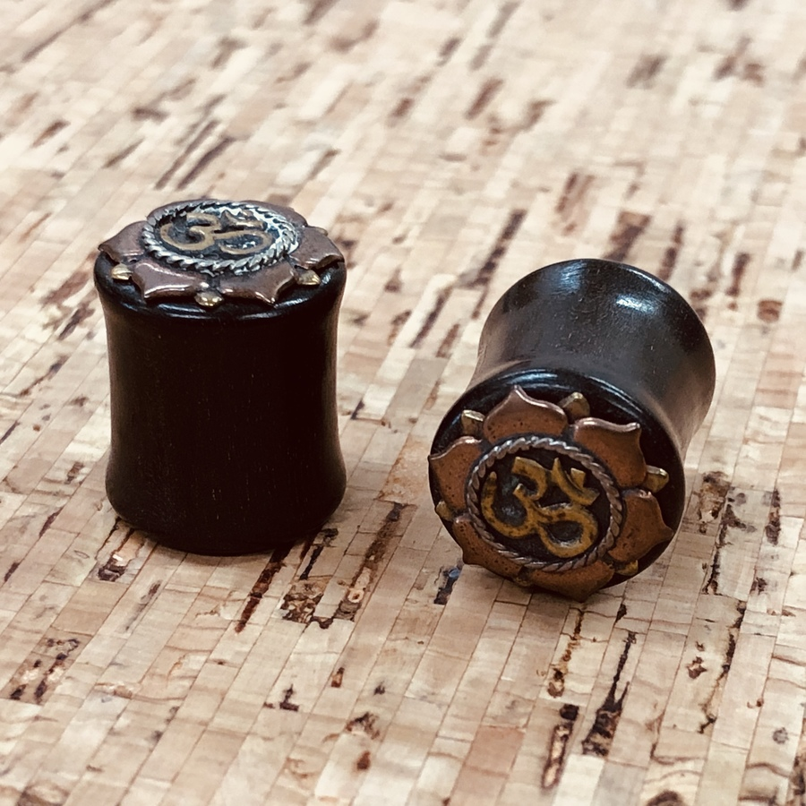 12mm Lotus Ohm Plugs