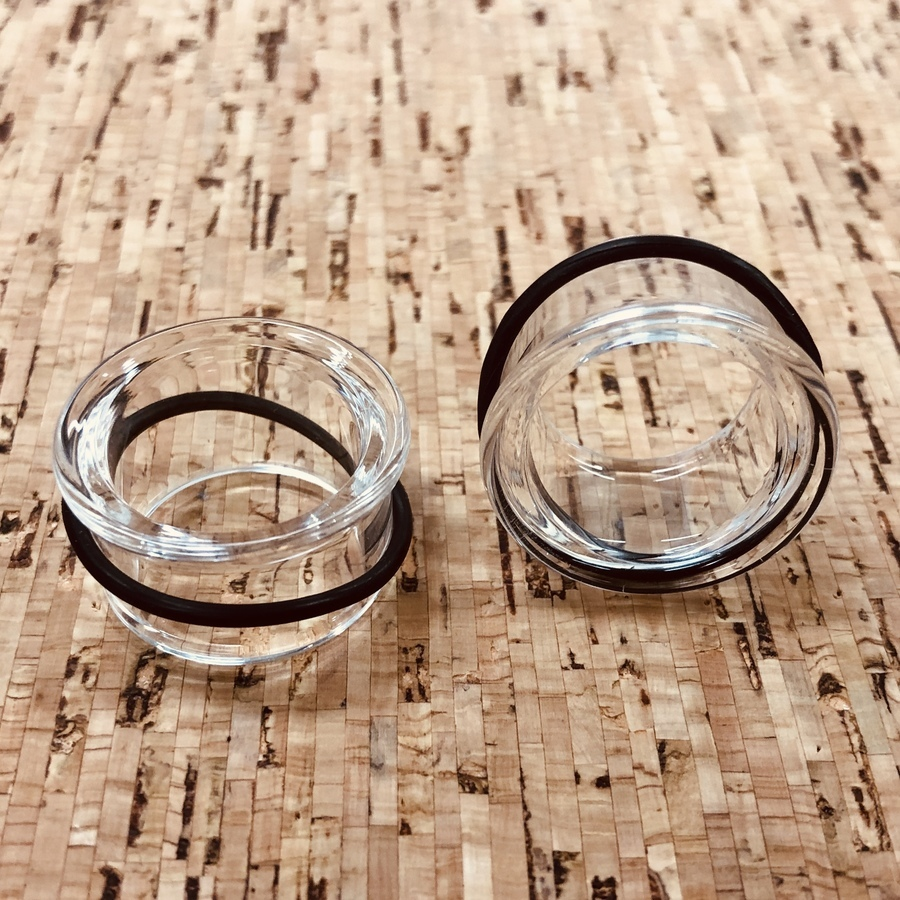 25mm Glass Eyelets