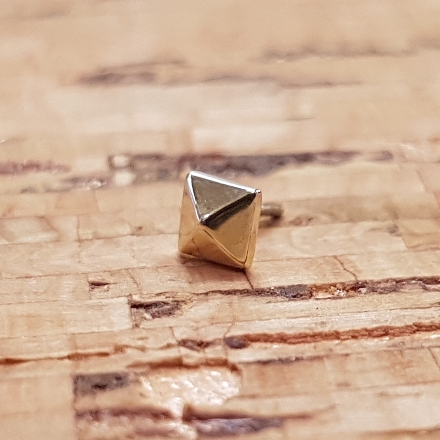 3mm Pyramid Ends