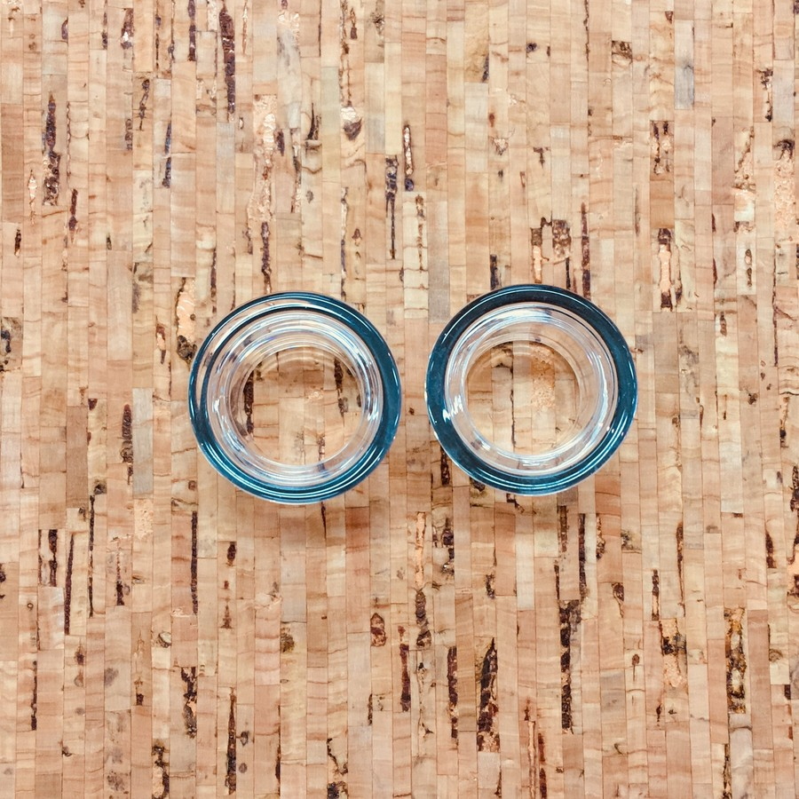11mm Glass Eyelets