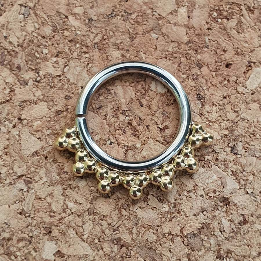 1.6mm Sabrina Seam Ring