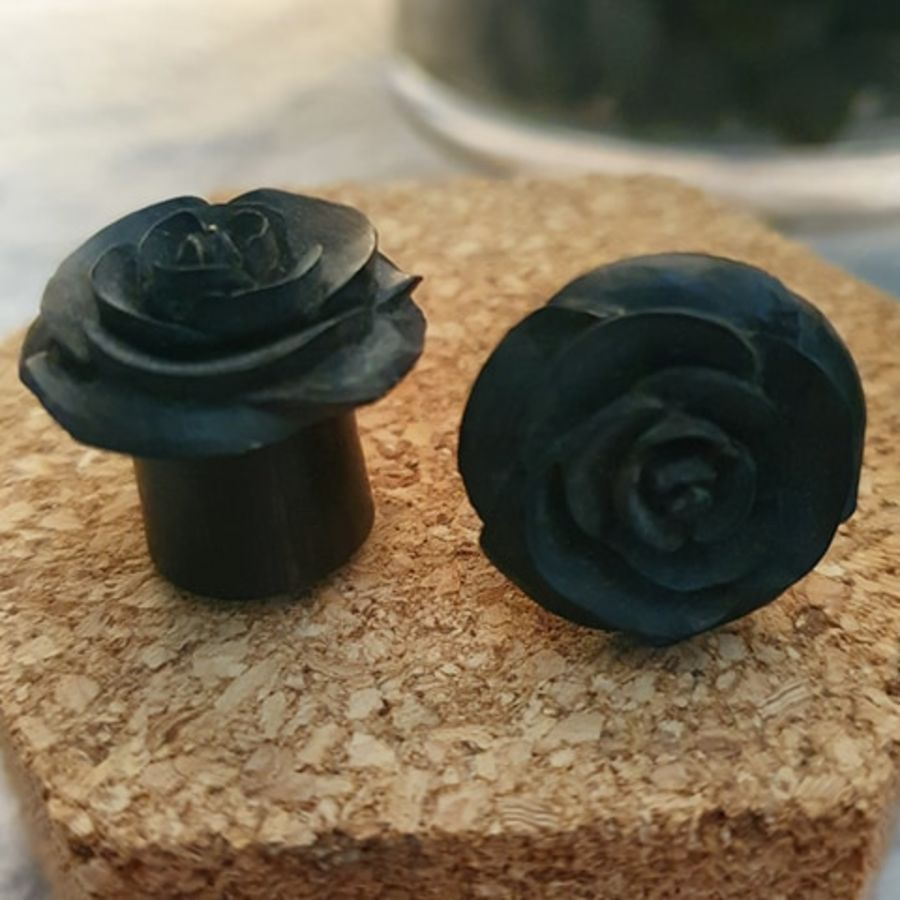 14mm Rose Plugs