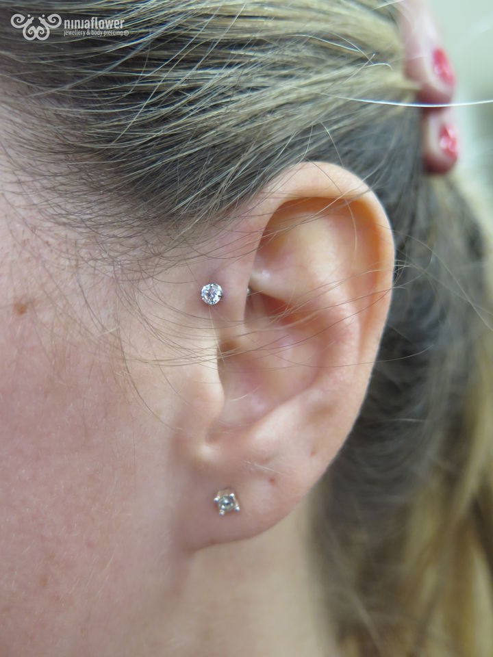 16 gauge forward helix