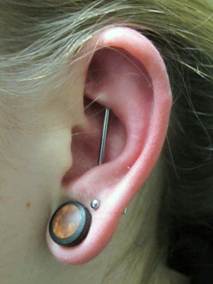 12 gauge conch to conch